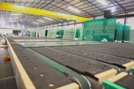 fabrica de vidros